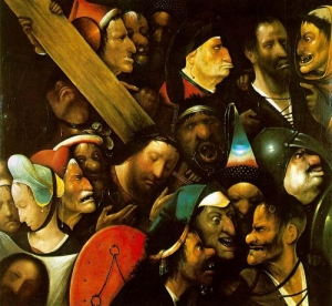 Jheronimus Bosch - The Carrying of The Cross