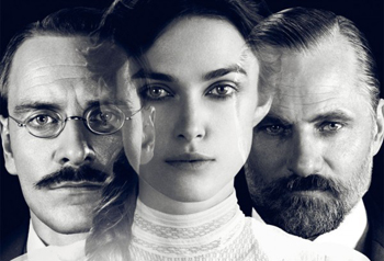 A Dangerous Method - the love triangle