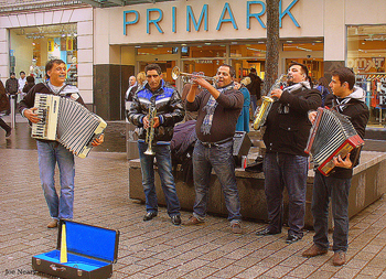 Busking Permits in Liverpool will choke city life