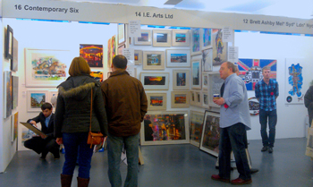 Buy Art Fair 2011