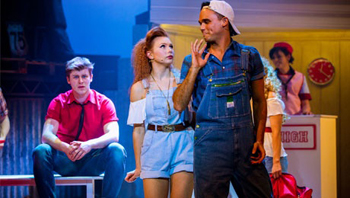 Footloose at Palace Theatre