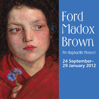 Ford Madox Brown exhibition at Manchester Art Gallery