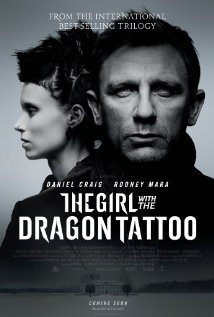 Rooney Mara and Daniel Craig