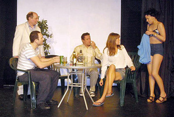 Comedy capers from How to relax in Andalucia