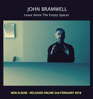 John Bramwell on Tour