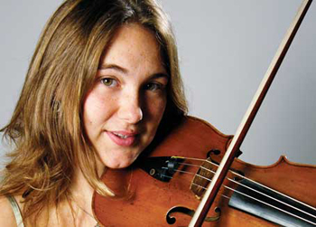 Kate Marsden - violin