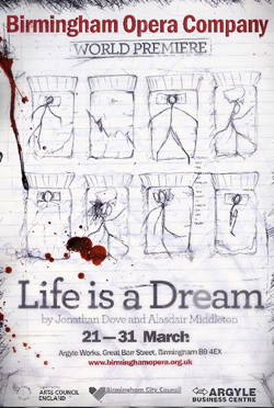 Life is a Dream by Birmingham Opera Company