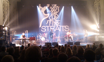 The Straits at Liverpool Philharmonic