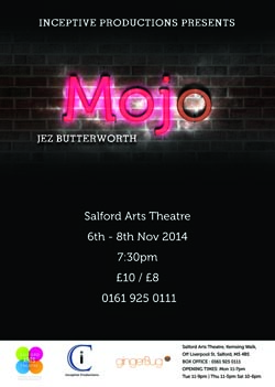Mojo by jez Butterworth