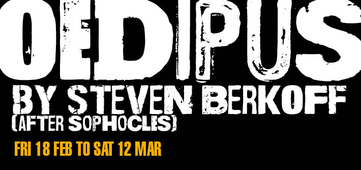 Oedipus at Liverpool Playhouse