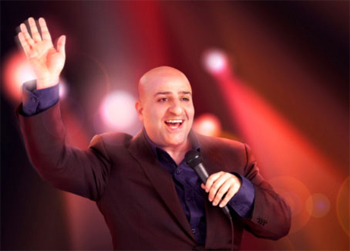 Omid Djalili: returns to stand-up