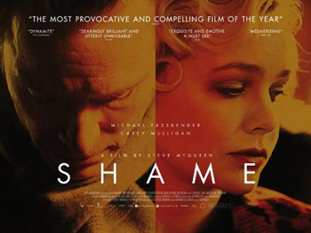 Shame with Michael Fassbender and Carey Mulligan