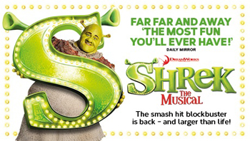 Shrek - Palace Theatre
