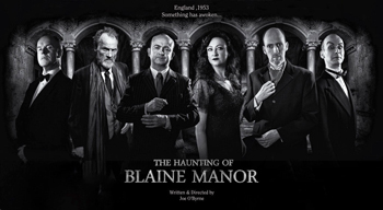 The Haunting of Blaine Manor