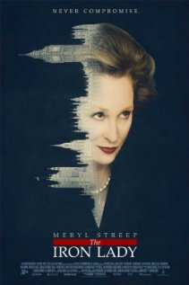 Meryl Strrep as The Iron Lady