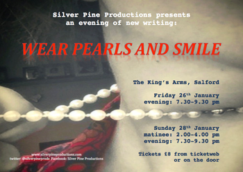 Wear Pearls and Smile - Kings Arms